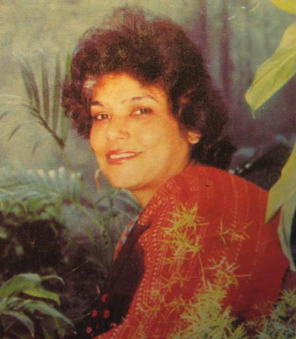 Kishwar Naheed (1940– , Pakistan)