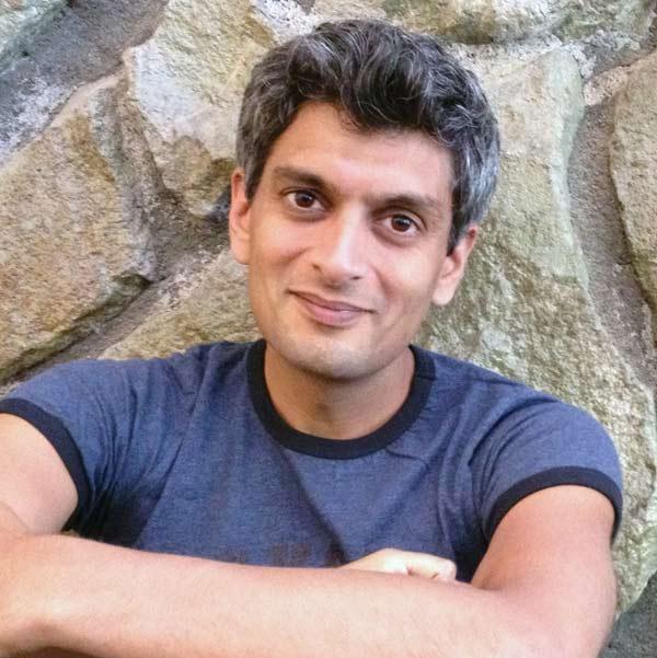 Kazim Ali (1971– )